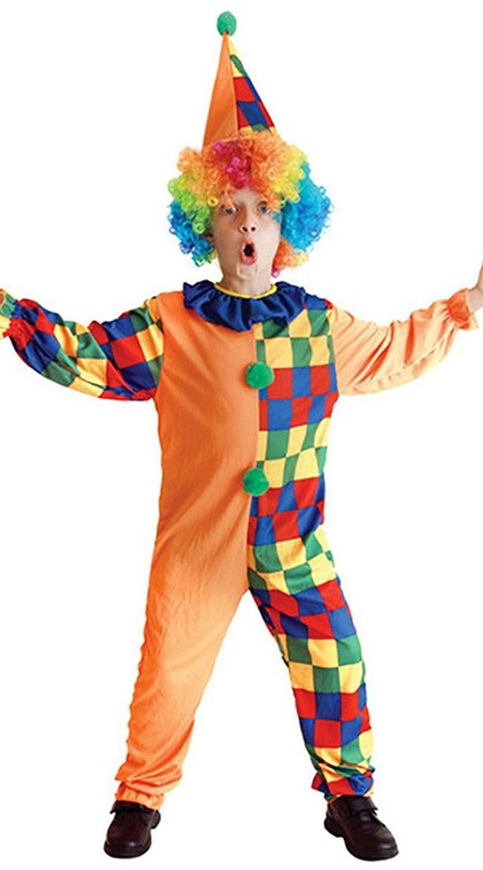 Carnival Klovne Kostume Sjove Kostumer Børn