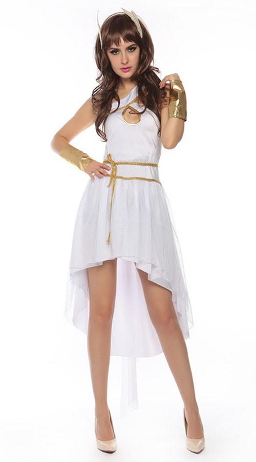 647149cf5f07 Frække Græsk Gudinde Hermes Kostume