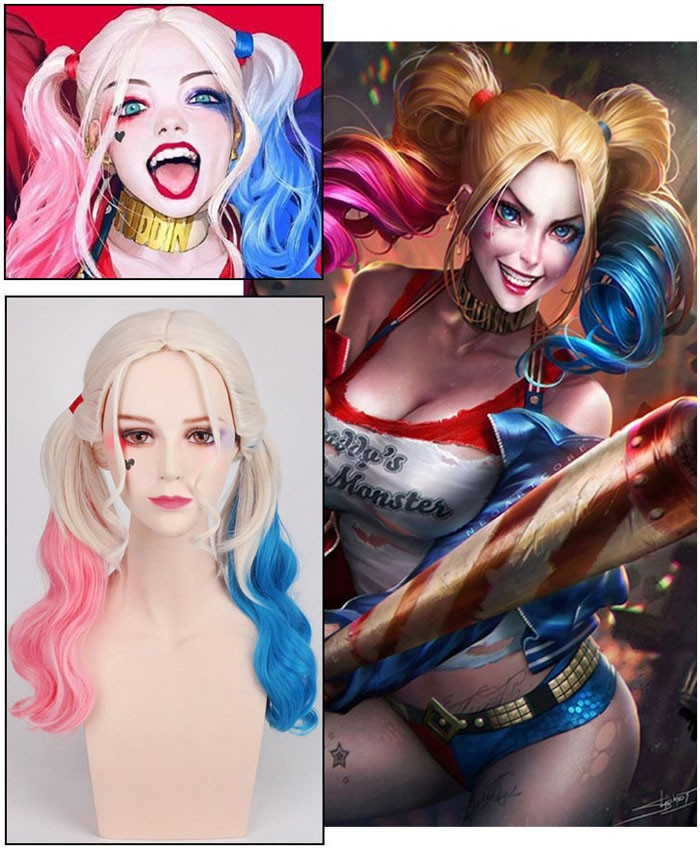 Suicide Squad Harley Quinn Paryk