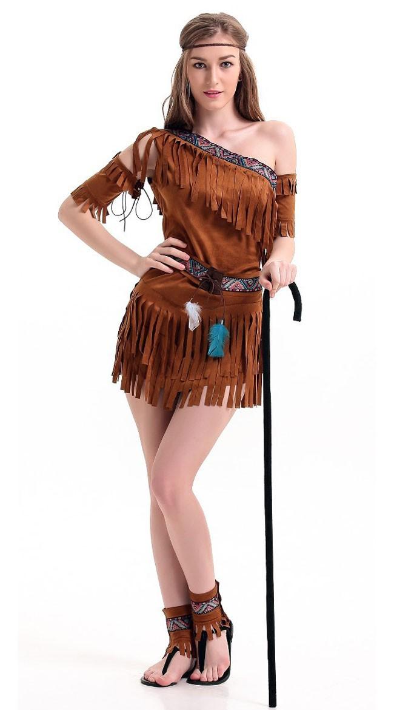 indianer kostumer