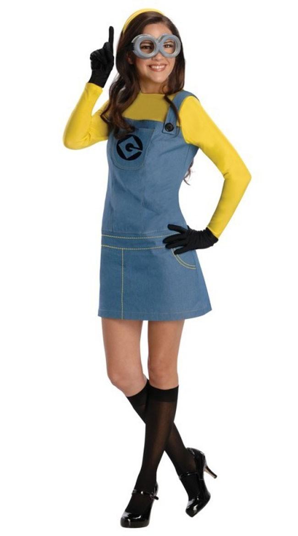 Grusomme Mig Minions Kostume til Kvinder