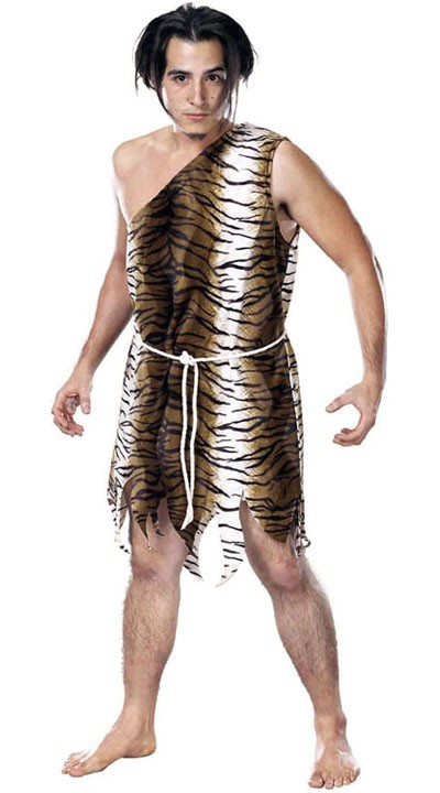 00d1e175d656 Udklædning Jungle Indianer Kostume til Mænd