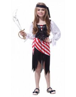 Halloween Af De Caribiske Pirat Kostumer Piger