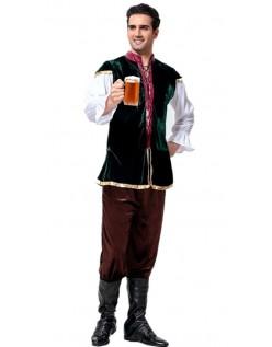Tyske Bayersk Oktoberfest Kostume Til Mænd