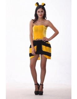Sexet Flirtende Bumblebee Kostume