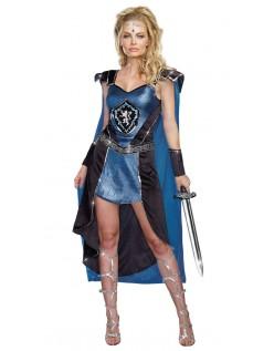 Konge Slayer Romersk Gladiator Kostume