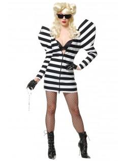 Lady Gaga Kostume Halloween Fange Kostume