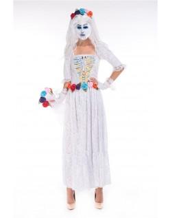 La Novia Muerta Zombie Brude Kostume