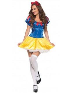 Dejlige Snehvide Kostume Halloween Kostumer