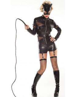 Frække Vilde Catwoman Halloween Kostumer