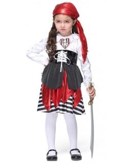 Halloween Legende Pirat Kostumer Til Piger