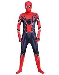 Iron Spiderman Kostume til Voksne Avengers Infinity War