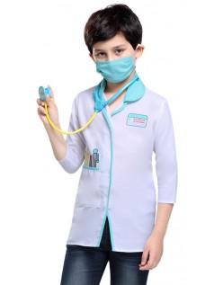 Læge Kostume Til Børn Sygeplejerske Kostume