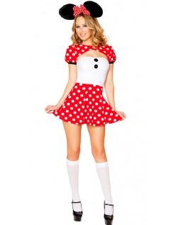 Flirty Minnie Mouses Kostume