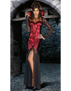 Bare En Bid Halloween Vampyr Kostume