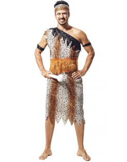 Smiffys Udklædning Indianer Kostume til Mænd