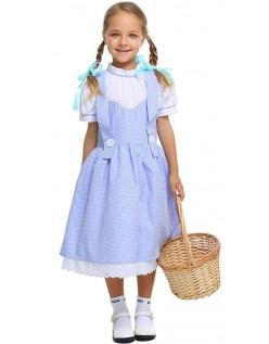 Dorothy Kostume Børn Troldmanden fra Oz Kostumer til Piger