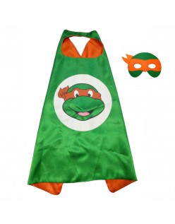 Ninja Turtles Michelangelo Kappe Superhelte Kappe Til Børn