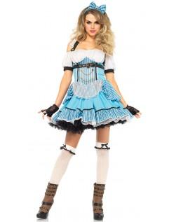 Rebel Alice Kostume Alice i Wonderland Kostumer