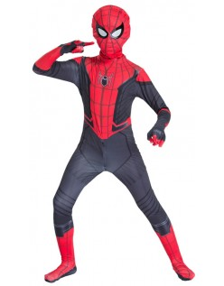 Spiderman Far From Home Peter Parker Kostume Bodysuit Børn