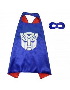 Transformers Kappe Halloween Superhelte Kappe Til Børn Blå