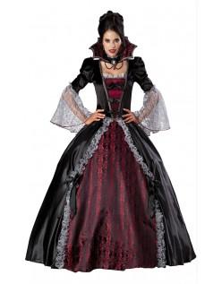 Versailles Halloween Vampyr Kostume