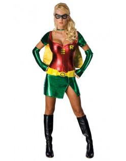 Frække Robin Kostume Superhelte Kostumer