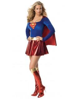 Superhelte Kostume Frække Supergirl Kostume