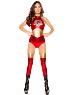 Flash Kostume Til Kvinder