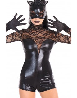 Halloween Superhelte Catwomen Kostume