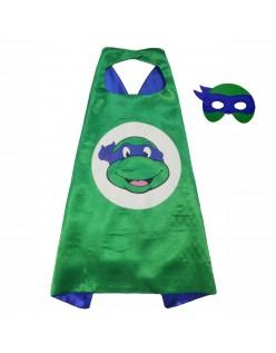 Ninja Turtles Leonardo Kappe Superhelte Kappe Til Børn