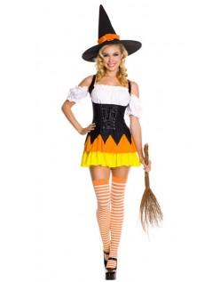 Slik Majs Hekse Kostume Halloween Kostumer