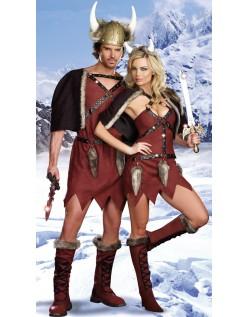 Kriger Viking Kostume Til Mænd