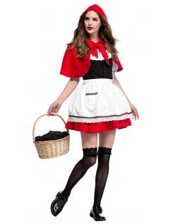 Lol Lille Rødhætte Kostume