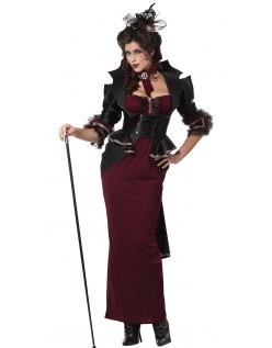 Dame af Måde Vampyr Kostume