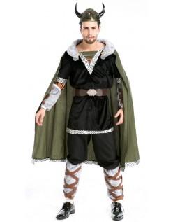 Elite Kriger Viking Kostume Til Mænd