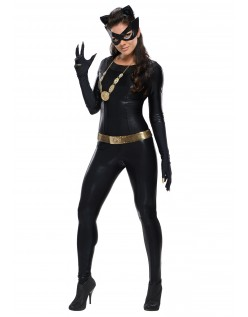 Batman Klassiske Catwoman Kostume