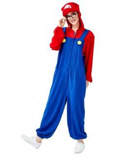 Super Mario Kostume Blikkenslager Mario Kostume Kvinder Mænd