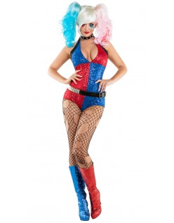 Daddys Lille Monster Suicide Squad Kostume