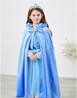 Disney Frost Kostumer Kjole Elsa & Anna Børn Online Udsalg