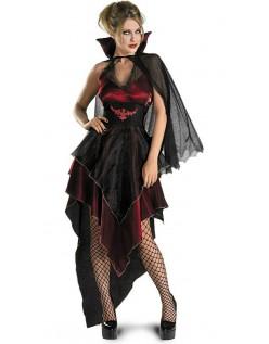 Frække Heks Vampyr Kostume Voksne