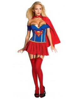 Superhelte Kostume Frække Korset Superwoman Kostume