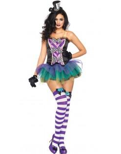 Fristende Mad Hatter Kostume Til Kvinder