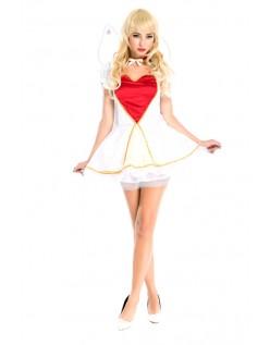 Frække Cupid Kærlighed Engel Kostume