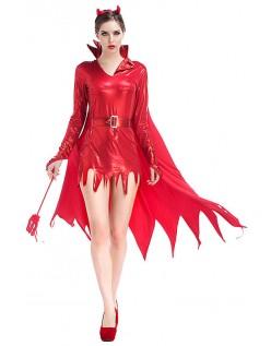 Hot Stuff Halloween Djævel Kostume