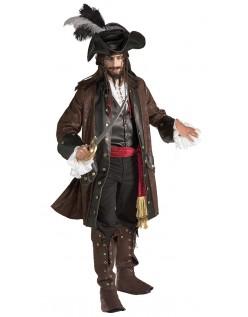 Grand Heritage Caribbean Pirat Kostume
