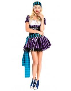 Sexede Halloween Kostumer Gypsy Pirat Kostume