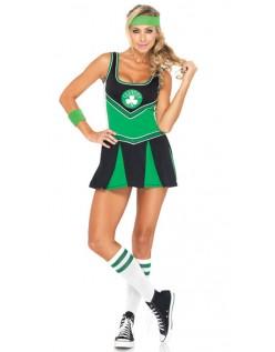 Frække Boston Celtics Cheerleader Kostume