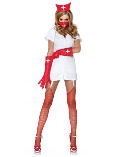Psykologisk Sygeplejerske Kostume