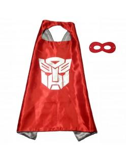 Transformers Kappe Halloween Superhelte Kappe Til Børn Rød